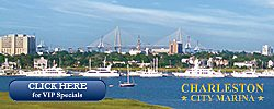 Charleston City Marina Dockage Specials