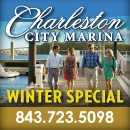Charleston City Marina Winter, 2015 Dockage Specials