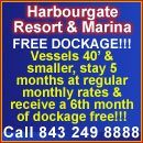 A Marina That's As Luxurious As It Is Convenient Close to Myrtle Beach with clear sailing to the Atlantic. The Harbourgate Marina Village is your gateway in North Myrtle Beach to all the excitement a