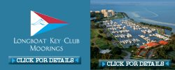Step off deck at Longboat Key Club Moorings and come ashore to our Four-Diamond beachfront resort offering a private white-sand beach, 45 holes of challenging golf, the Island House Spa, six on-site restaurants, the award-winning Tennis Gardens and so much more.