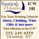 Nautical Wheelers - New Bern NC