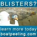 This website hopes to better inform you of the causes of the blistering of fiberglass boats and the proper repair of them.