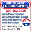 Southwest Florida Yachts