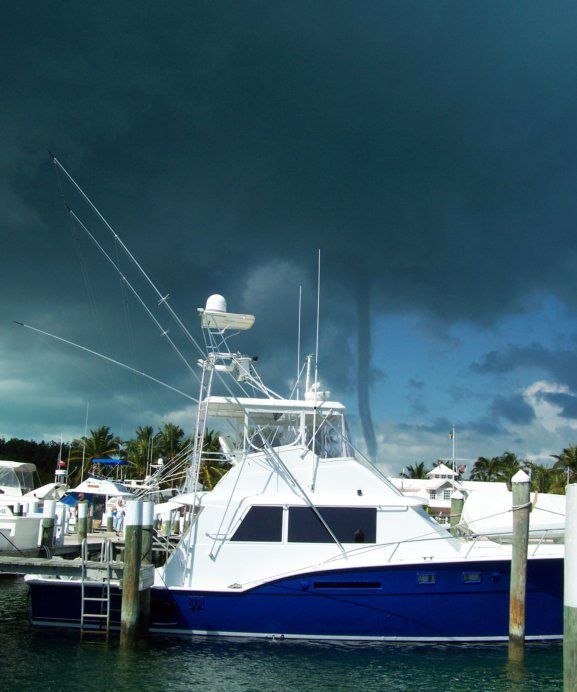 Marsh Harbor Waterspout