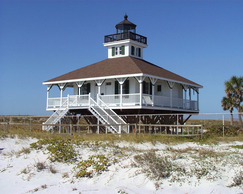 'Gasparilla Island Lighthouse