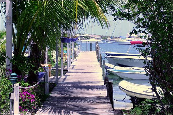 Hopetown Harbour, Abacos Bahamas