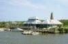 Bald Head Island Marina Dockmaster\'s Building
