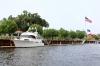 Barefoot Landing Transient Dock