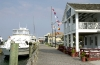 Beaufort Municipal Docks and Dock House Restaurant