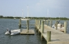 Beaufort East Side Dinghy Dock