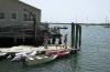 Beaufort West Side Dinghy Dock