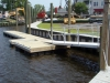 Belhaven Dinghy Dock (Courtesy Chuck Baier and Susan Landry)