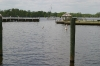 Edenton Town Docks - Harbor Entrance