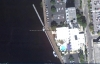 Wilmington City Docks - Google Earth