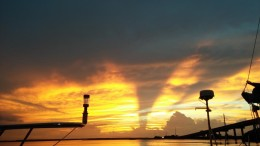 Photo of the Week: Jekyll Harbor at Sunset