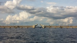Shared Photo – Oldest Drawbridge in Florida