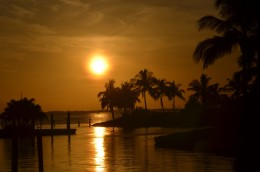 Shared Photo – Sunrise at Captiva Island