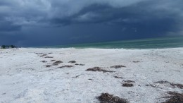 Shared Photo: Hermine Approaches