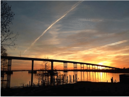 Shared Photo – Pungo Ferry Bridge by Brian D McKown