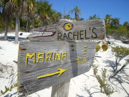 Shared Photo – Bahamas Guide Signs