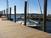 Belhaven Town Dock