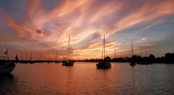 Boot Key Harbor Sunset – Marathon, Florida