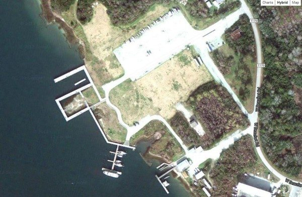 NC Mariners Museum Annex Docks - Beaufort, NC