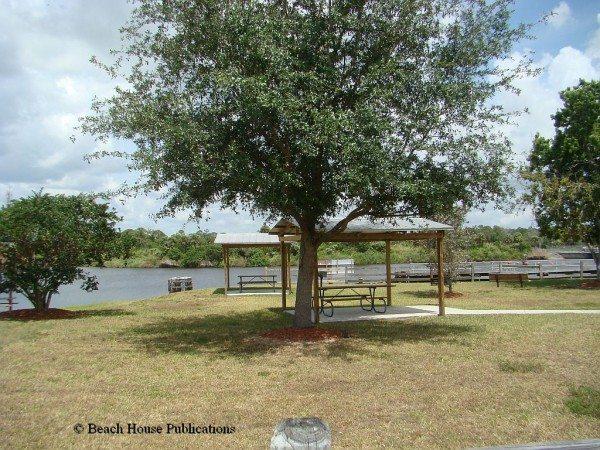 St. Lucie Lock Park Pavillions