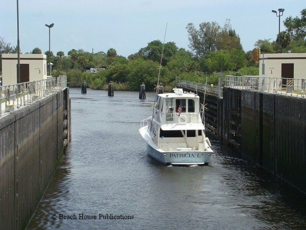 St. Lucie Lock - Okeechobee Waterway