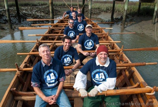 SAMHF SONS OF NEPTUNE ROWING TEAM