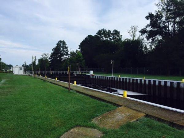 South Mills Lock