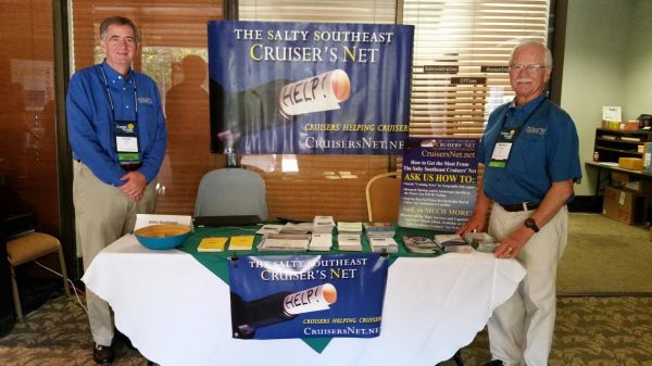 Curtis Hoff and Winston Fowler, SSECN Team Members